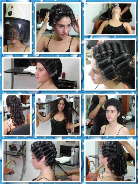 Hair videos | hair movies | perm videos | hair rollers ...